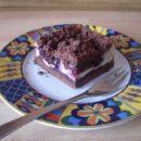 Fruchtiger Schoko-Streuselkuchen vom Blech