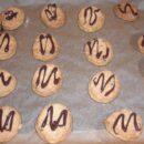 Crème-fraîche-Kekse